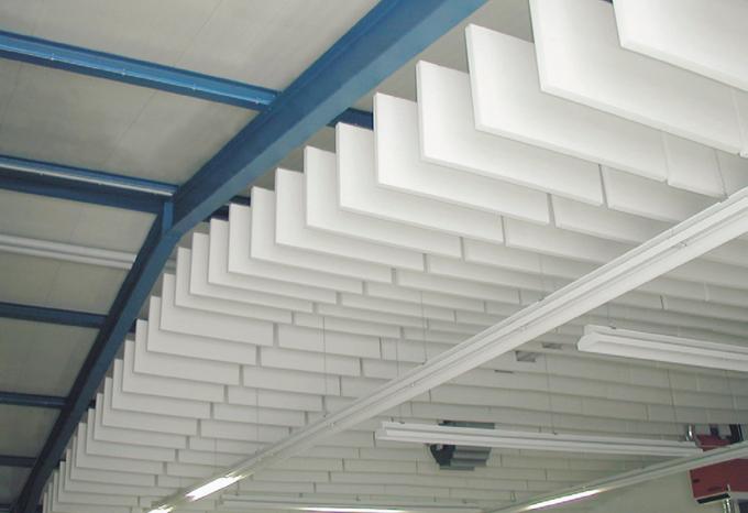 D-Panel Basic (îlot de plafond / baffle)