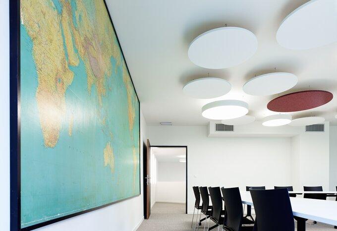D-Panel Sound (îlot de plafond / baffle)